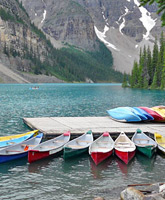 Canadian Rockies photo
